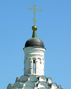 Троицкий Герасимо-Болдинский мужской монастырь. Колокольня - Болдино - Дорогобужский район - Смоленская область