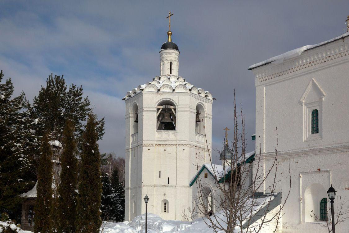 Троицкий Герасимо-Болдинский мужской монастырь. Колокольня, Болдино