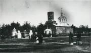 Церковь Павла Комельского на Шепелевском кладбище - Омск - Омск, город - Омская область