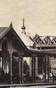 Часовня Александра Невского - Сиверский - Гатчинский район - Ленинградская область