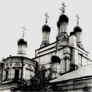 Церковь Сергия Радонежского на Большой Дмитровке - Москва - Центральный административный округ (ЦАО) - г. Москва