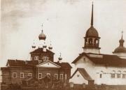 Церковь Николая Чудотворца - Церковное (Бархатиха) - Плесецкий район - Архангельская область