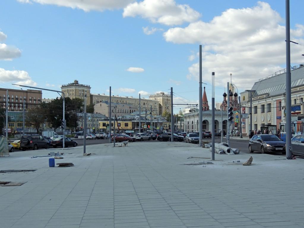 Церковь Воскресения Словущего, что в Таганке, Москва