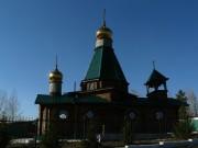 Церковь Всех Святых на Черновском кладбище - Чита - Чита, город - Забайкальский край