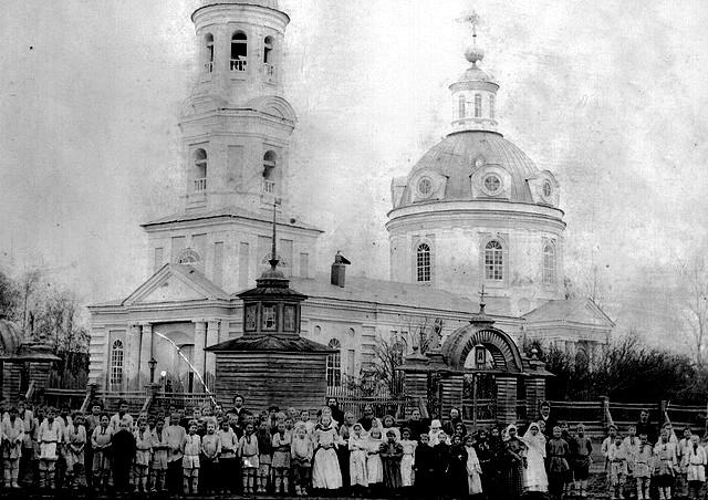 Церковь Михаила Архангела, Сернур