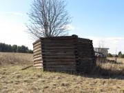 Неизвестная часовня - Великий Двор - Вытегорский район - Вологодская область