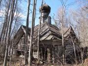 Церковь Сергия Радонежского - Илекса, урочище - Вытегорский район - Вологодская область