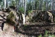 Церковь Николая Чудотворца - Юго-Конево, урочище - Каслинский район - Челябинская область
