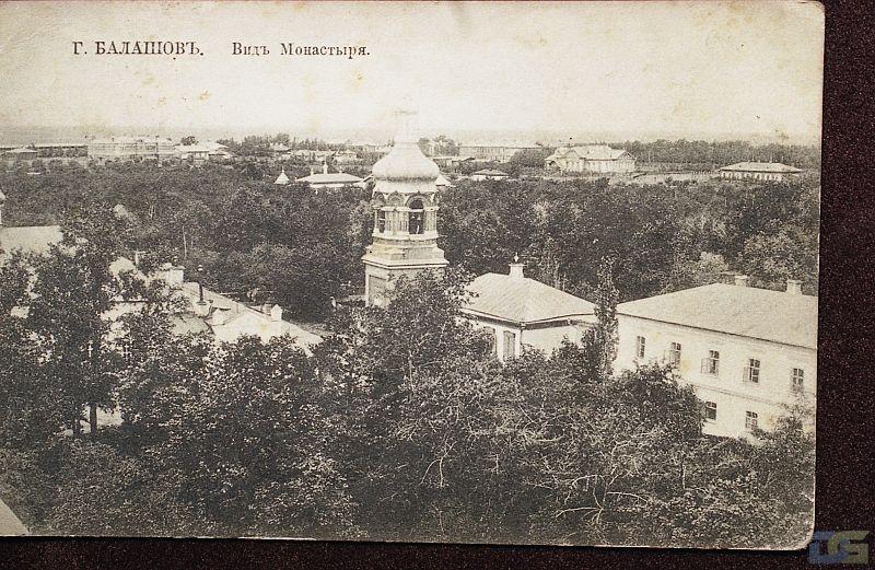 Балашовский Покровский монастырь, Балашов
