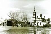 Церковь Симеона Верхотурского - Метлино, урочище - Озёрск, город - Челябинская область