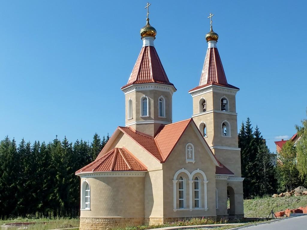 Церковь Иоанна Предтечи, Златоуст