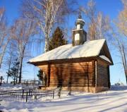 Неизвестная часовня - Большой Порек - Кильмезский район - Кировская область