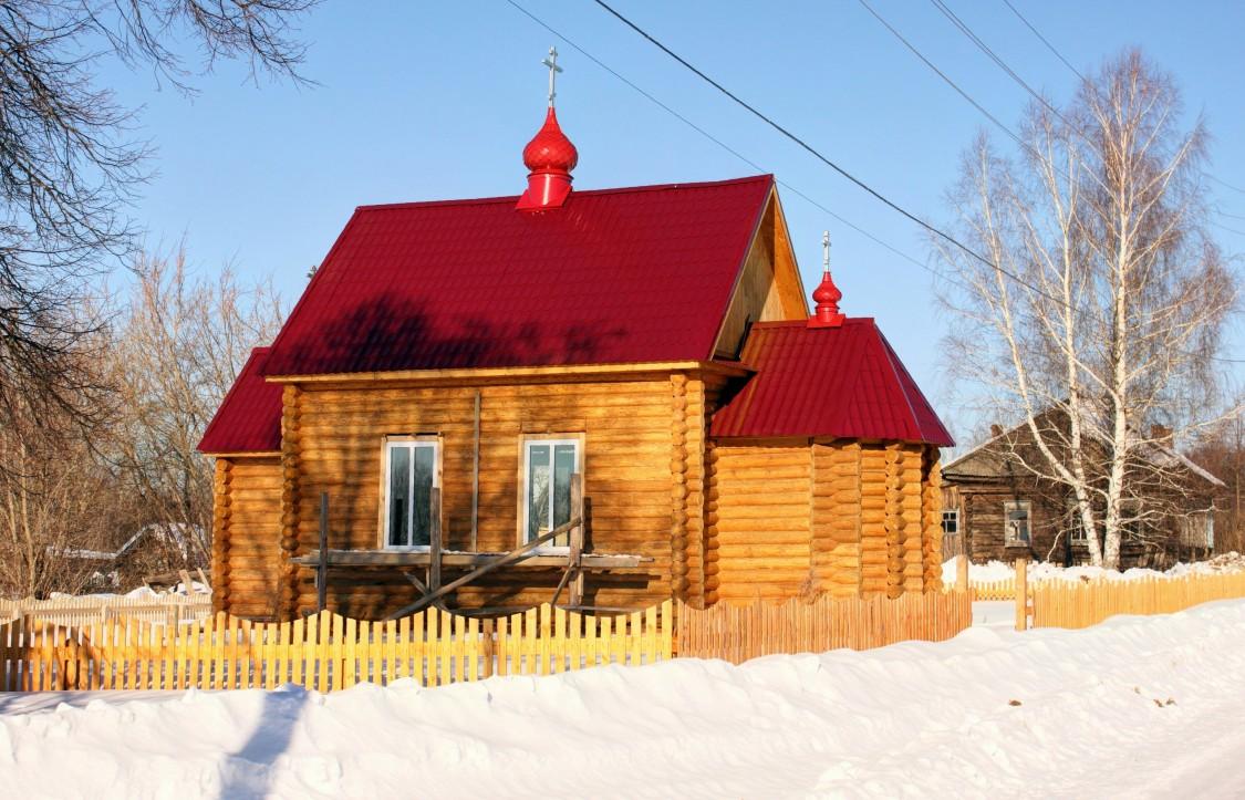 Церковь Михаила Архангела (строящаяся), Большой Порек