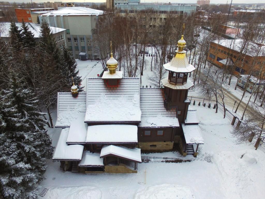 Церковь Спаса Всемилостивого, Сергиев Посад