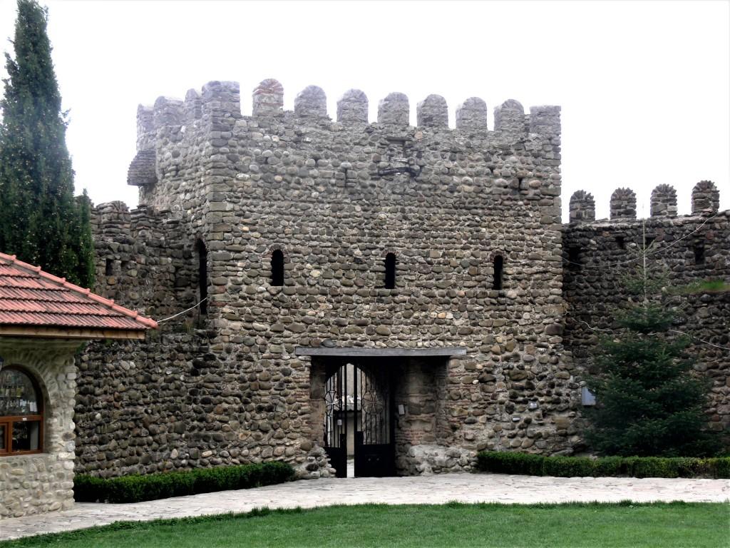 Монастырь Нины равноапостольной, Ниноцминда