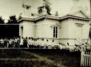 Церковь Михаила Архангела при летнем лагере Тифлисского кадетского корпуса - Манглиси - Квемо-Картли - Грузия