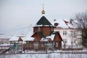Церковь Георгия Победоносца при в/ч 10961 - Плановый - Щучанский район - Курганская область