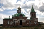 Церковь Георгия Победоносца - Варгановское - Щучанский район - Курганская область
