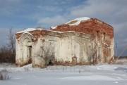 Церковь Троицы Живоначальной - Медведское - Щучанский район - Курганская область