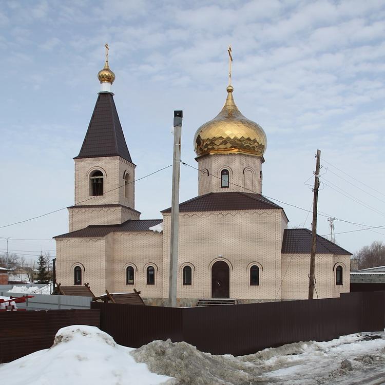 Церковь Рождества Христова, Увельский