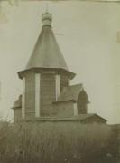 Церковь Илии Пророка - Окуловская (Погост Выя) - Верхнетоемский район - Архангельская область