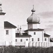 Церковь Покрова Пресвятой Богородицы (старая) - Ракула - Холмогорский район - Архангельская область