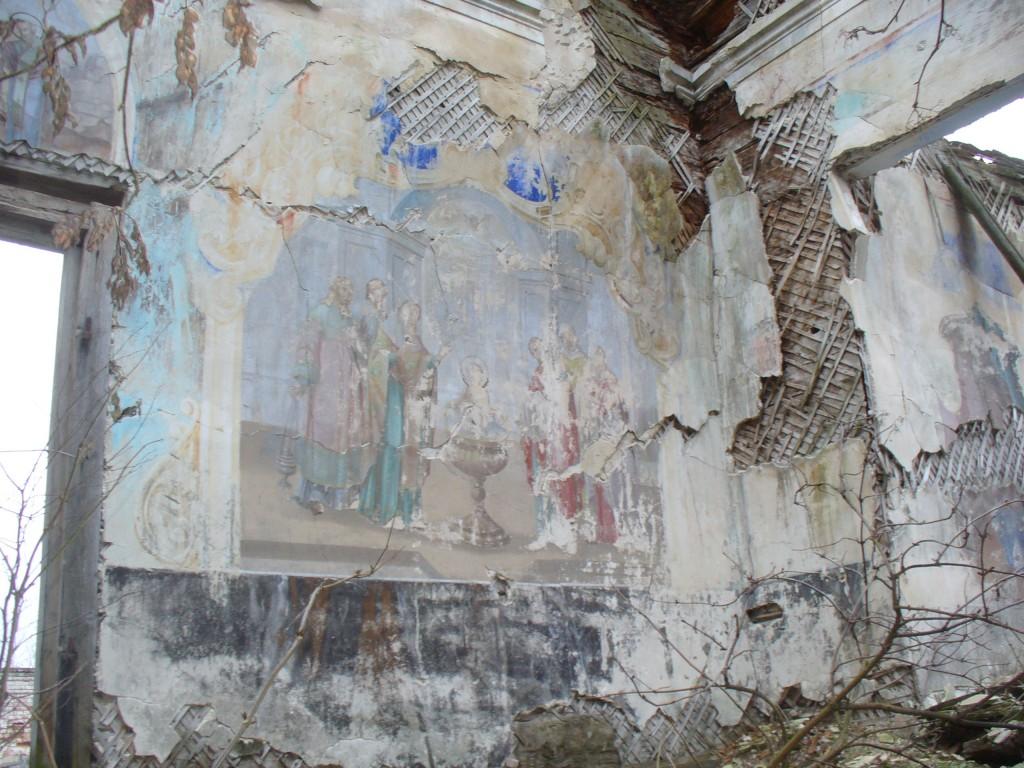 Церковь Николая Чудотворца, Андреевское