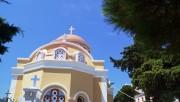 Церковь Благовещения Пресвятой Богородицы - Сими (Σύμη) - Южные Эгейские острова (Περιφέρεια Νοτίου Αιγαίου) - Греция