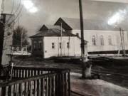 Церковь Успения Пресвятой Богородицы - Железный Мост - Семёновский район - Украина, Черниговская область