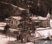 Монастырь Пантелеимона Целителя - Абастумани - Самцхе-Джавахетия - Грузия