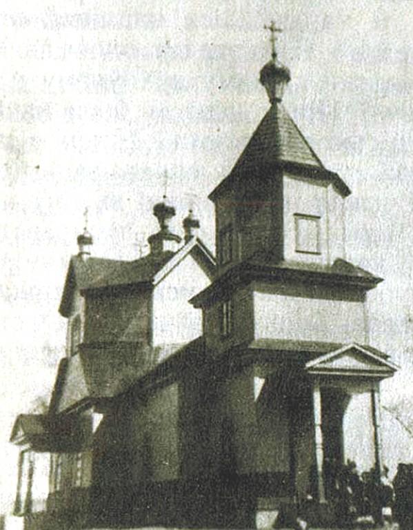 Церковь Покрова Пресвятой Богородицы, Большие Чучевичи
