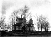 Церковь Покрова Пресвятой Богородицы - Большие Чучевичи - Лунинецкий район - Беларусь, Брестская область