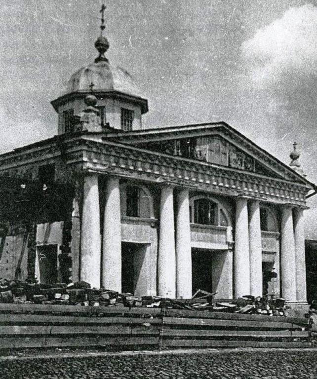 Церковь Спаса Нерукотворного Образа, Ставрополь