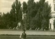 Путивль. Иоанна Предтечи на кладбище, часовня