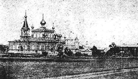 Бекреневский Свято-Николаевский монастырь, Бекреневский Монастырь, урочище