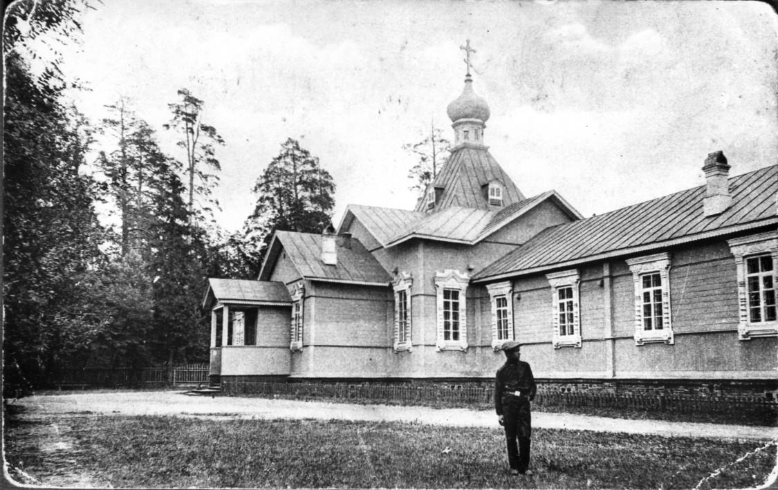 Церковь Петра и Павла в Бежице, Брянск