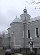 Церковь Воскресения Христова - Золочев - Золочевский район - Украина, Львовская область