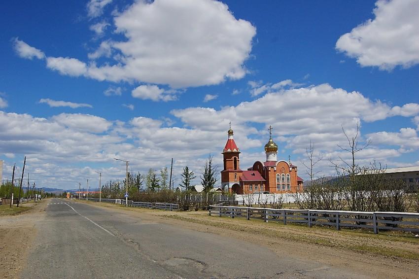 мангут забайкальский край фото села