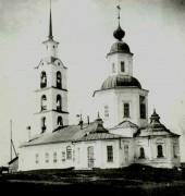 Церковь Троицы Живоначальной на Песках - Углич - Угличский район - Ярославская область