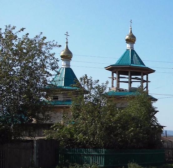 Церковь Жён-мироносиц, Малета