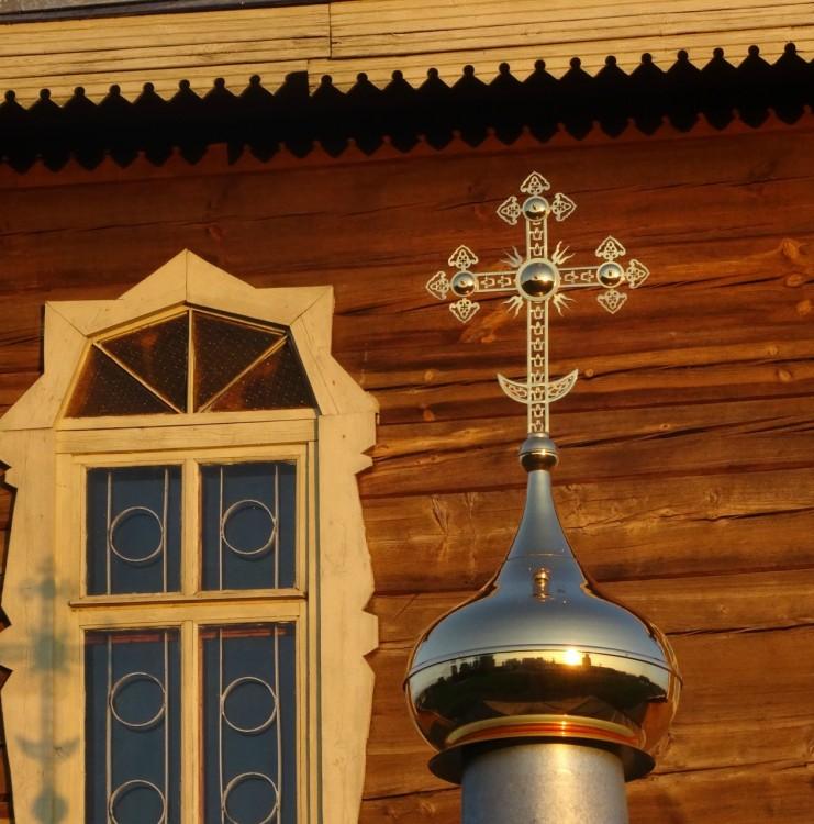 Церковь Александра Невского, Вороново