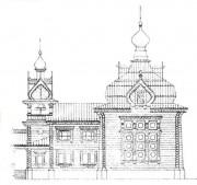 Церковь Успения Пресвятой Богородицы (поморская) - Самара - Самара, город - Самарская область