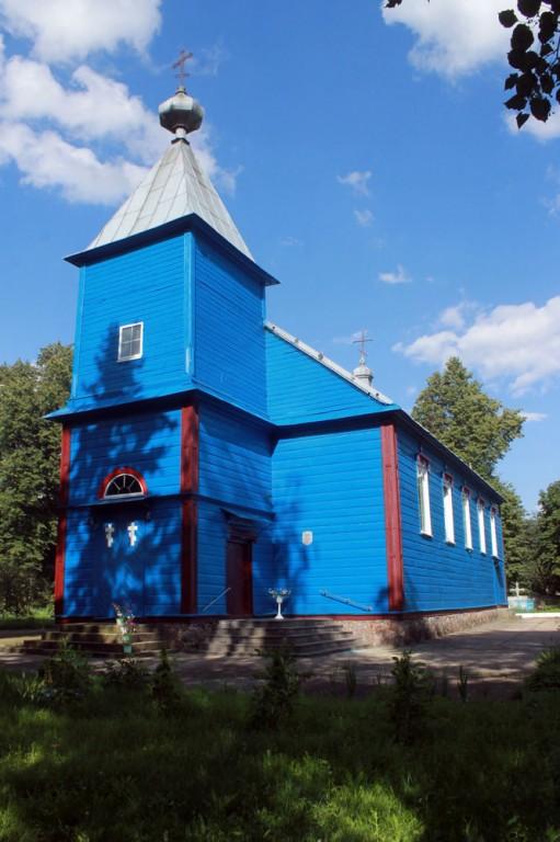 Церковь Николая Чудотворца, Лаша