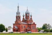 Церковь Покрова Пресвятой Богородицы - Мильковщина - Гродненский район - Беларусь, Гродненская область