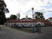 Гродно. Николая Чудотворца на Архиерейском подворье, церковь