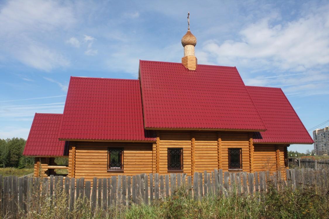 Церковь Феодоровской иконы Божией Матери на Правобережье, Калуга