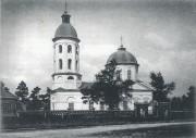Церковь Александра Невского (старая) - Царевщина - Балтайский район - Саратовская область