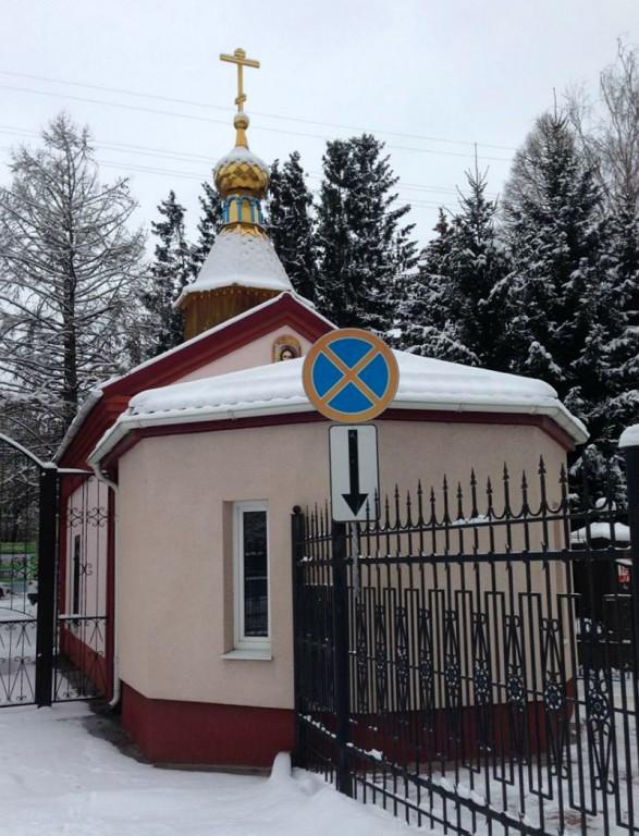 Брянская область, Брянск, город, Брянск. Церковь иконы Божией Матери