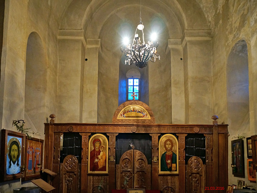 Церковь Гавриила Архангела, Степанцминда (Казбеги)
