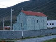 Неизвестная церковь - Арагвиспири - Мцхета-Мтианетия - Грузия